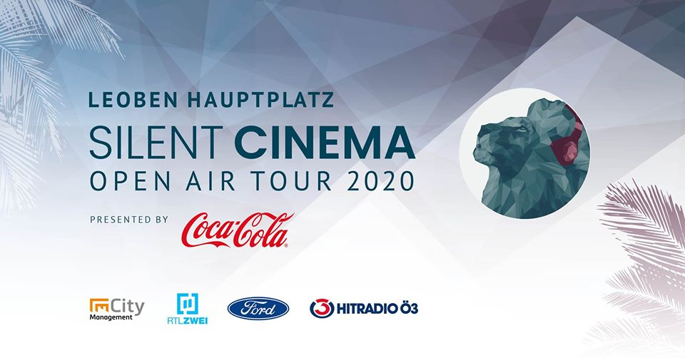Silent Cinema Open Air Tour Leoben-Hauptplatz 19. August 2020