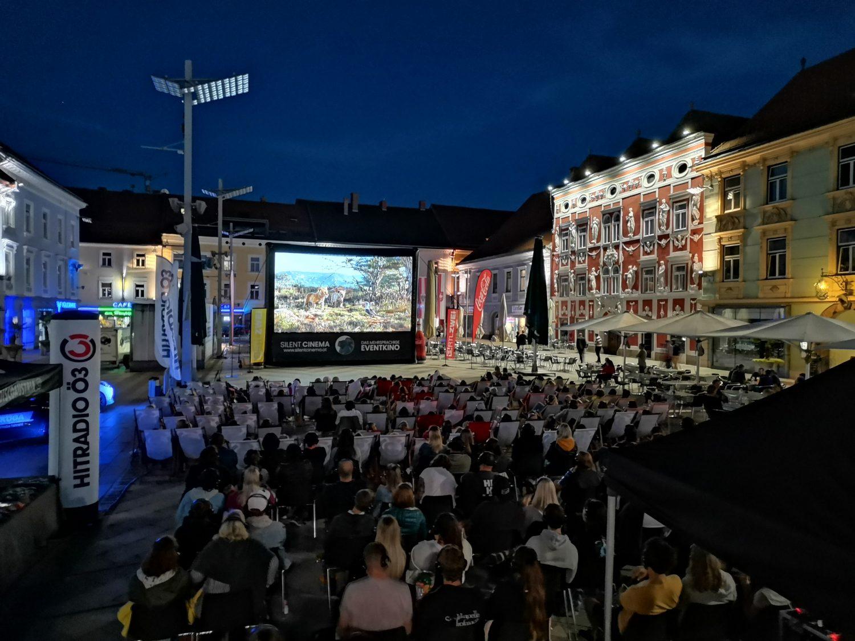 Die Silent Cinema Tour 2021 kommt nach Leoben!